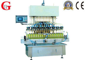 Corrosive Liquid/Strong Acid/Strong Base Filling Machine (YLG-1020Y) pictures & photos