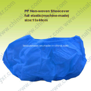 Ly PP Non-Woven Disposable Anti-Slip Shoecover pictures & photos