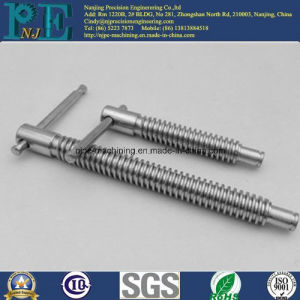 Custom CNC Machining Screw Thread Shaft pictures & photos