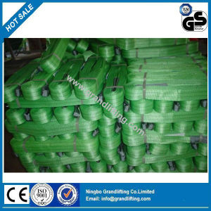 High Quality Lifting Sling Webbing Material pictures & photos