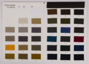 100% Woven Cotton Twill Fleece Fabric for Shirt pictures & photos