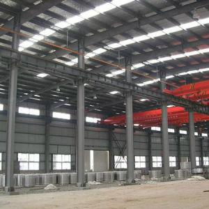 Steel Structure Buildings/Workshop (wz-41230)