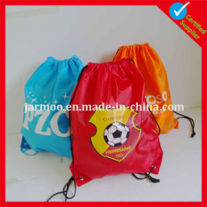 Cheap Promotional Drawstring Bag Factory pictures & photos