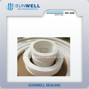 100% Expanded PTFE Gasket Expanded PTFE Sheet pictures & photos