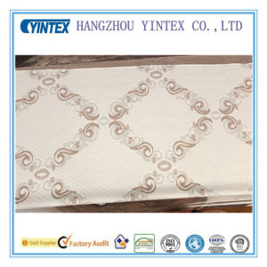Regular Spiral Design Polyester/Cotton Mattress Fabric pictures & photos