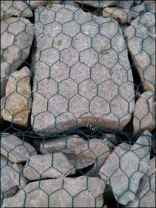 Hot Sale PVC Coated Gabion pictures & photos