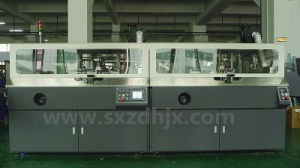 Automatic Beverage Glass Bottles Multi Colors Screen Printing Machine pictures & photos