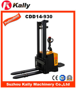 Warehouse Equipment for AC Electric Stacker (CDD14-930) pictures & photos