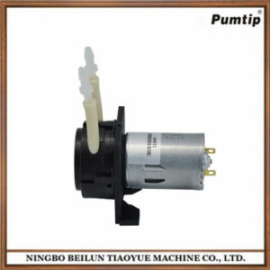 DC 12V 24V Micro Self-Priming Corrosion-Resistant Small Industrial Peristaltic Water Pump pictures & photos
