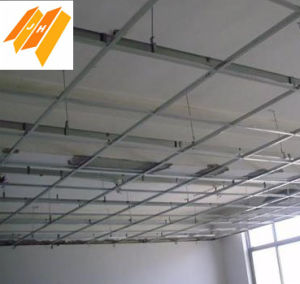 Hebei T Grid Manufacturer with Mineral Fiber Ceiling Together pictures & photos