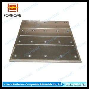 Corc-G Sliding Strip/Sliding Liner Bed Plate Bimetal Wear-Resistance Plate pictures & photos