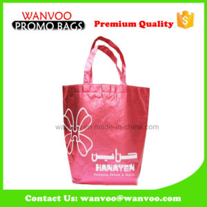 Grocery PP Non Woven Garment Storage Tote Shopping Bag pictures & photos