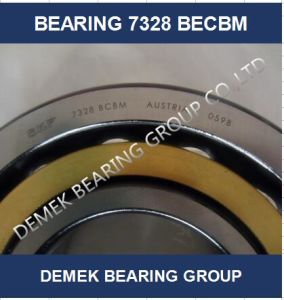 Angular Contact Ball Bearing 7328 Becbm with Brass Cage pictures & photos