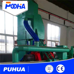 Steel Strip Wheel Shot Blasting Machine pictures & photos