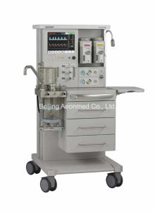 High End Anesthesia Machine with Electronic Flowmeter pictures & photos