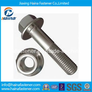 Made in China Stainless Steel Manufacturing Machinery Price Flange Bolt pictures & photos