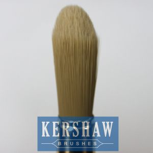 Round Brush (Paintbrush with tapered filament and beech wood handle, tip-round brush) pictures & photos