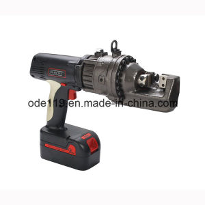 Electric Hydraulic Rebar Cutterand Rebar Cutter Video pictures & photos