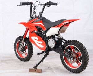 500W 36V Electric Dirt Bike for Teenager Usage