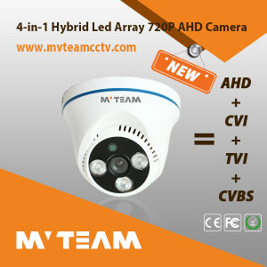 Hybrid Video Camera with IR Cut Ahd, Analog, Cvi and Tvi Megapixel HD CCTV Camera System Mvt-Tah43n pictures & photos