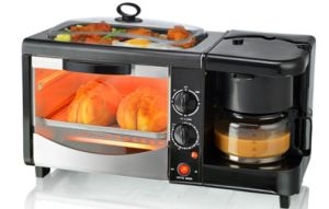 2016 New 3 in 1 Breakfast Maker for Family Use pictures & photos