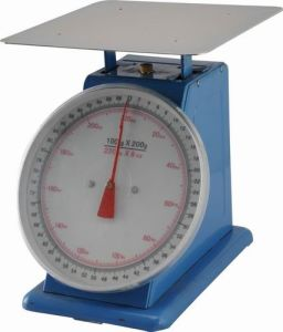100kg Spring Platform Scale (ZZDP-204) pictures & photos
