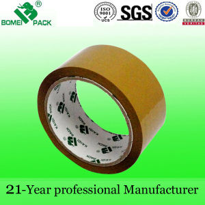BOPP Brown Adhesive Packing Tape for Carton Sealing pictures & photos