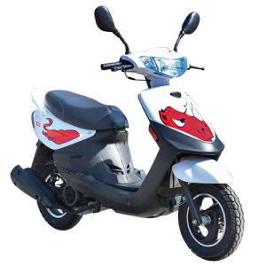 Wholesale Popular Road 50cc Gas Scooter (SY50T-5) pictures & photos