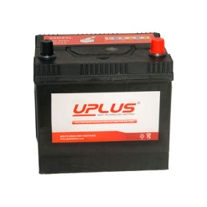 55D23L Mf 12V 60ah Electric Vehicle Battery Rechargeable Car Battery pictures & photos