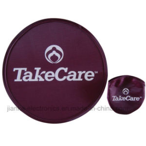 Promotion Gift Nylon Foldable Fabric Frisbee (3488) pictures & photos
