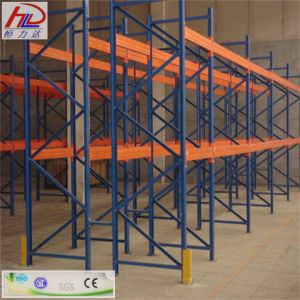 Hot Selling Powder Coated Steel Pallet Racking pictures & photos