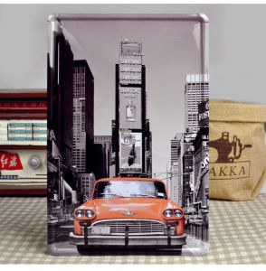 Wholesale Custom Embossed Home Wall Decor Metal Crafts Tin Sign pictures & photos