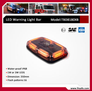 Amber Mini Warning Light Bar (TBD8180XB) pictures & photos