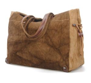 Washed Canvas Old Vintage Design Man′s Handbag (RS-8564) pictures & photos