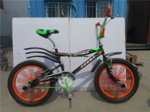 20*3.0 Butyle Rubber BMX Bike with V Brake (AOK-BMX021) pictures & photos