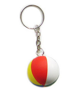Hot Selling Heart Keychain Stress Ball PU Toy pictures & photos