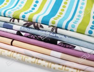 100% Polyester Printing Mattress Fabric pictures & photos