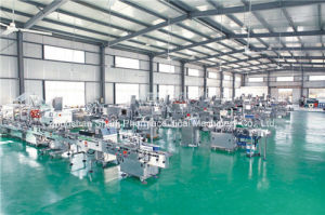 Pharmaceutical Double-Sided Flat Bottle Labeling Machine pictures & photos
