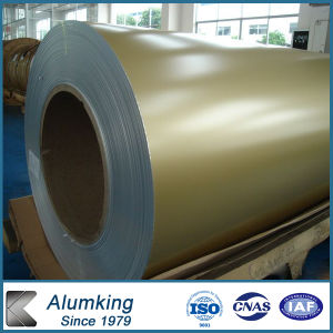 Coustomized 3000 Series Color Coated Aluminium Coil pictures & photos
