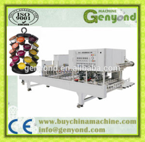 Automatic Coffee Capsule Filling Machine pictures & photos