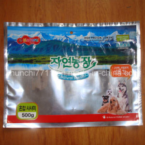 Clear Colorful Compound Pet Food Bags pictures & photos