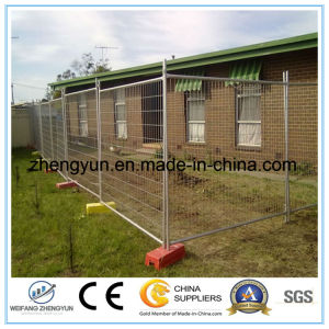 Australia Temporary Fence/High Quality Temporary Fence Barricade pictures & photos