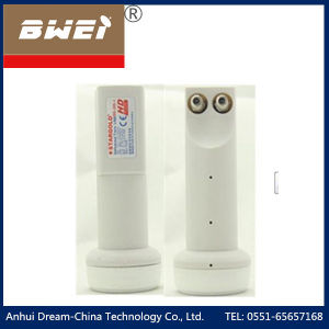 Universal Ku Band LNB Twin Output LNB pictures & photos