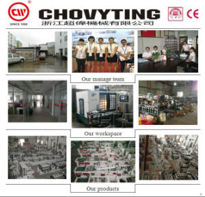 Soft Loop Handle & Patch Handle Plastic Bag Making Machinery pictures & photos