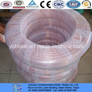 T1, T2, Tu1, Tu2 Capillary Copper Tube & Pipe ASTM B306 pictures & photos