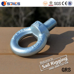Galvanized Lifting DIN580 Eye Bolt pictures & photos