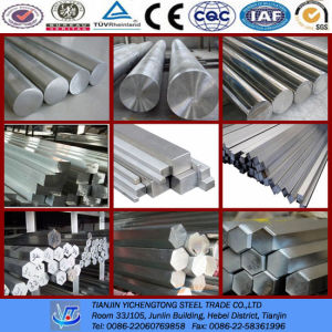 316 Stainless Steel Round Bar, Square Bar & Hexagon Bar pictures & photos