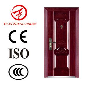 Used Commercial Steel Security Door for Egypt pictures & photos