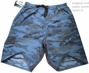 Patterned Swimwear Man Beach Wear Shorts with Competiitve Price pictures & photos