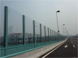 White Sound Proofing Highway Polycarbonate Panels pictures & photos